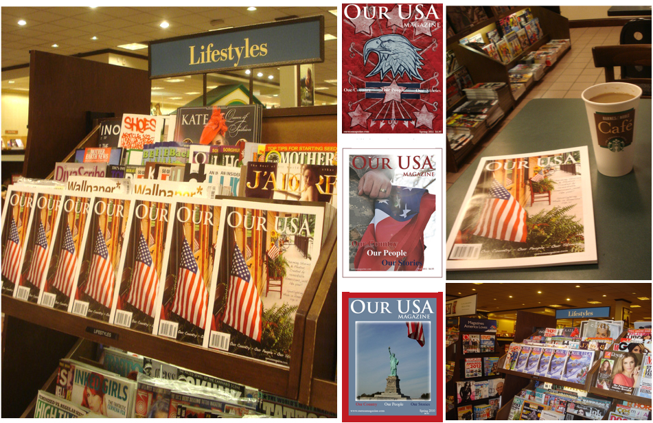 Our USA at Barnes & Noble