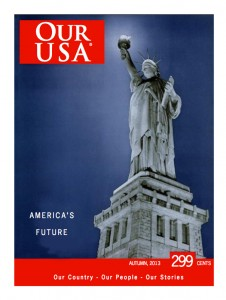 Our USA Fall cover