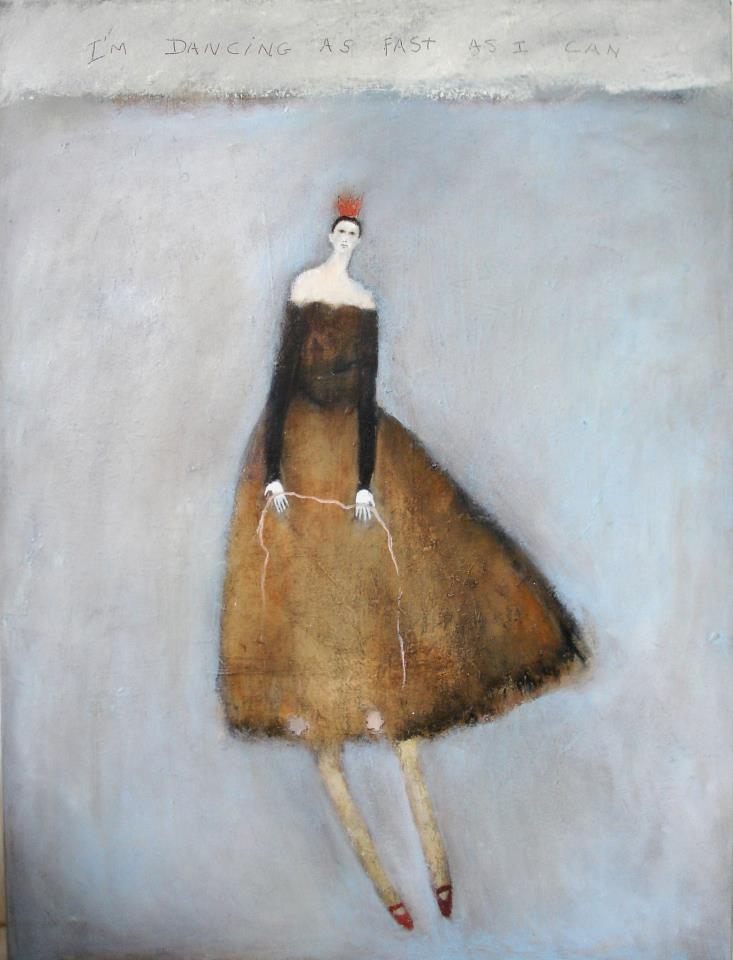 Art of Jeanie Tomanek
