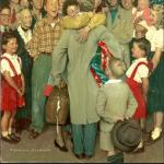 Homecoming - Saturday Evening Post - 1948