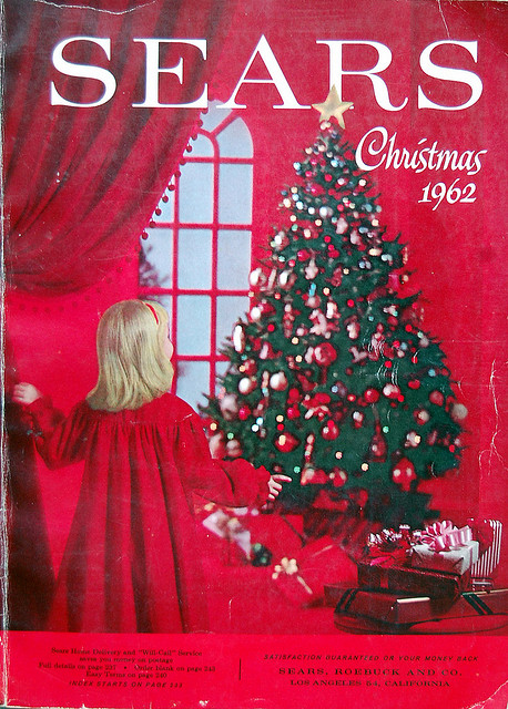 Seatrs Christmas Catalog