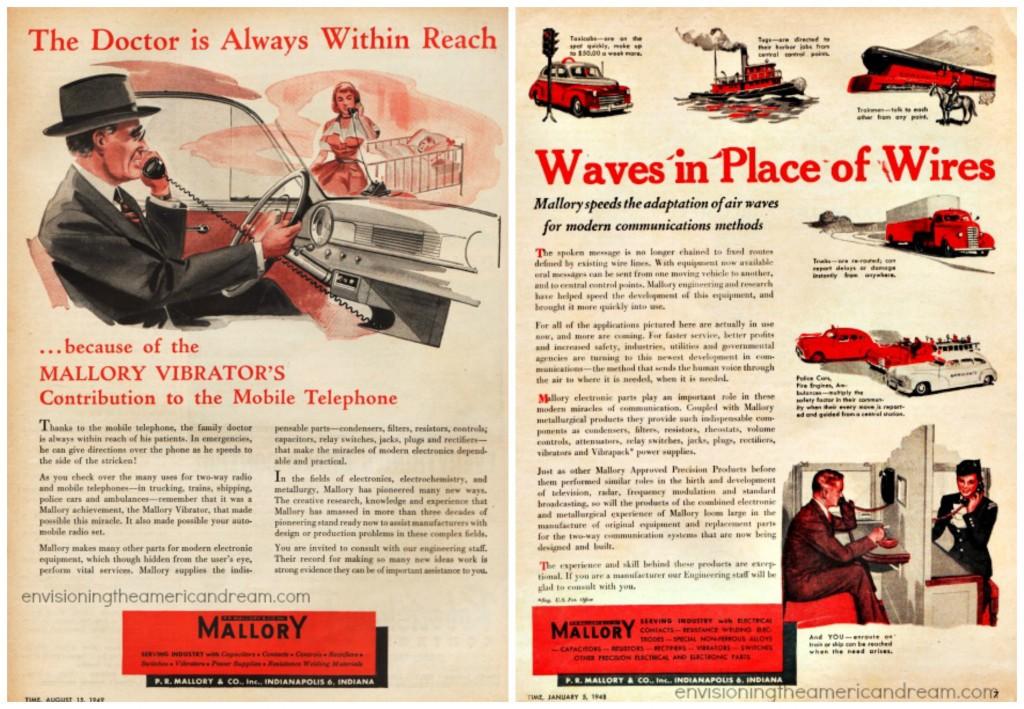 Mallory Electronics