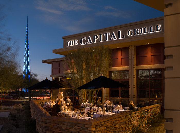 Capital Grille, Scottsdale, AZ