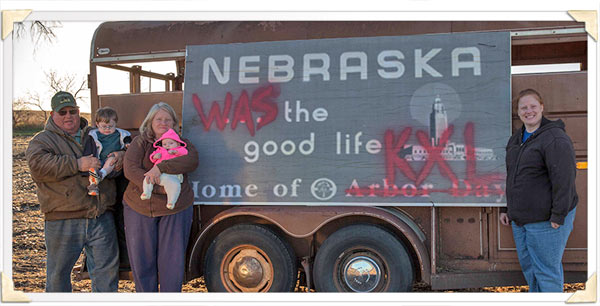 Nebraska was the good life