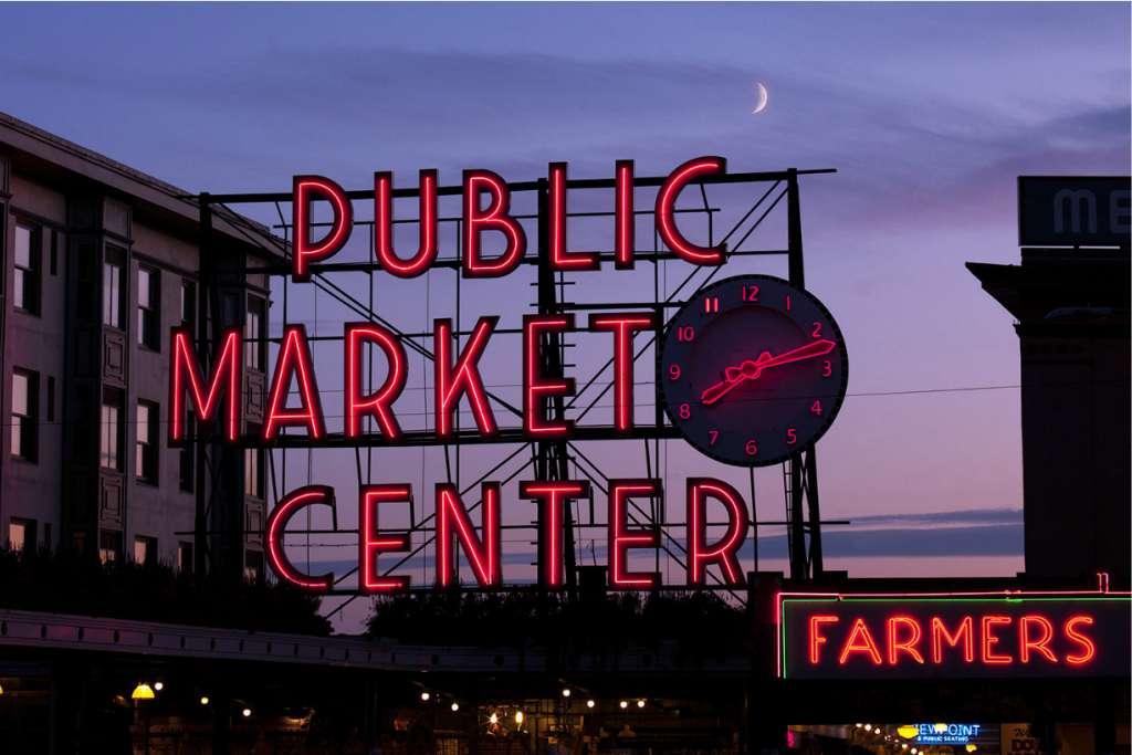 Seattle Public Market Center