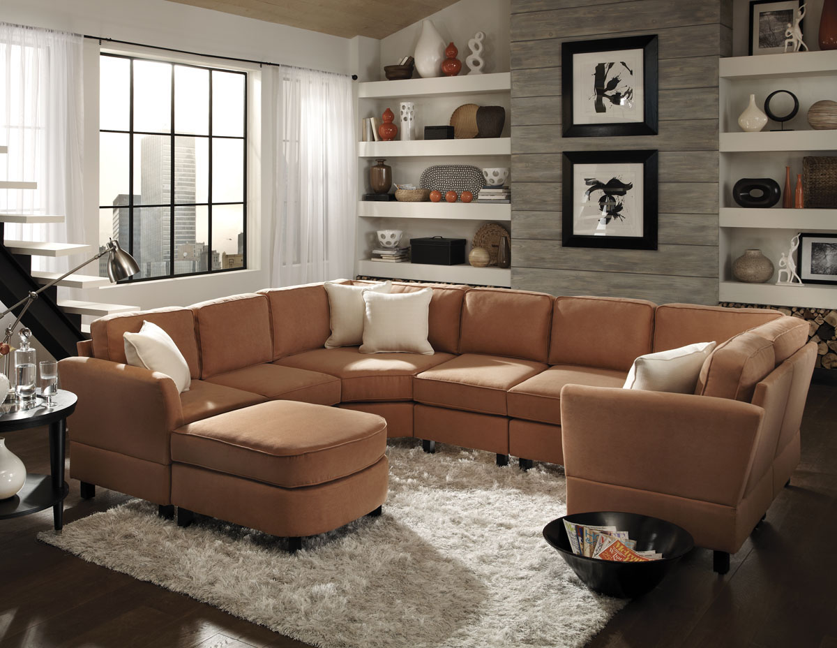 3 New Sectional Vign