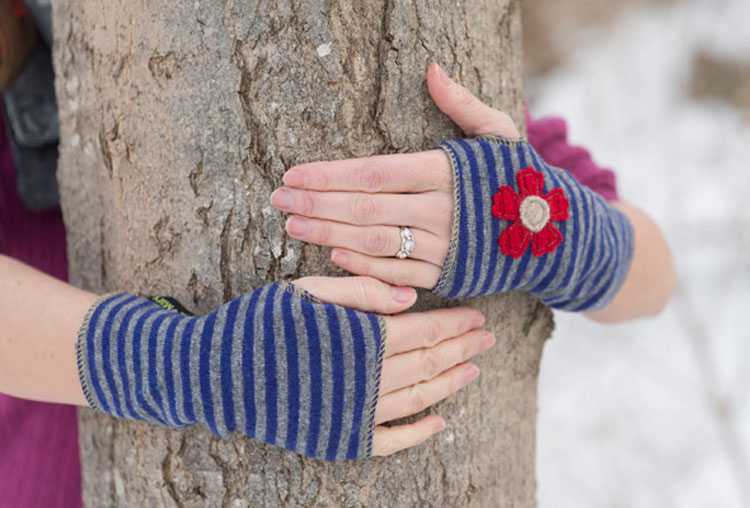 fingerless tree