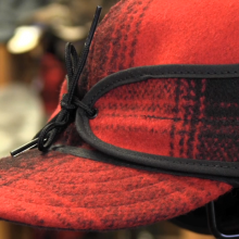 The Stormy Kromer Cap