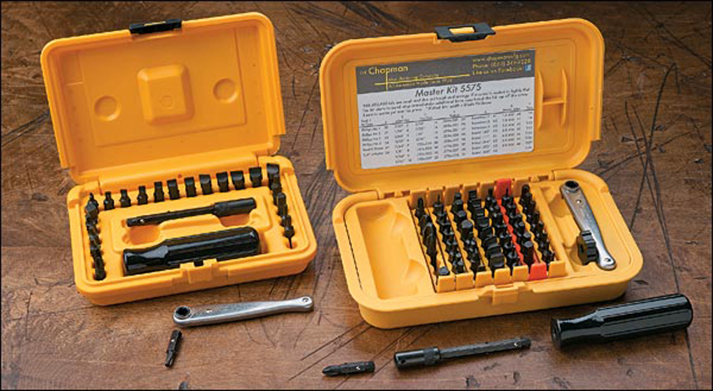Yellow Tool Box