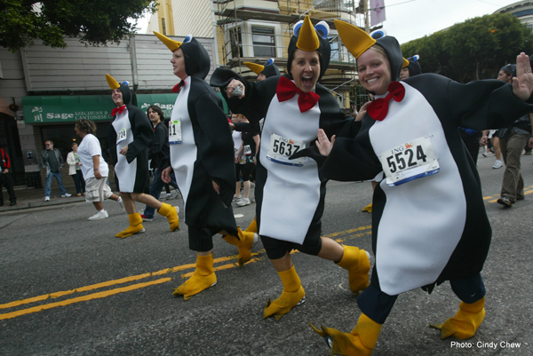 Bay To Breakers Race