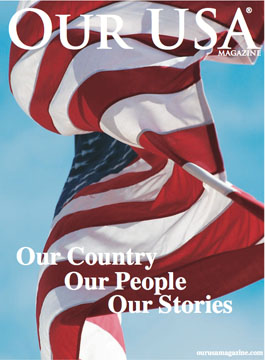 Our USA Magazine Cover