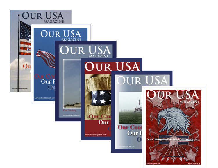 Our USA Magazine