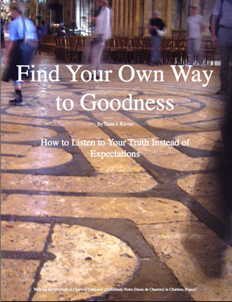 Find Your Way to Goodness