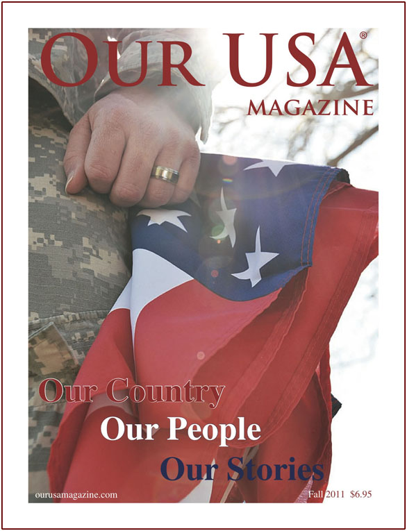 Our USA Magazine Fall 2011