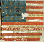 Our USA Magazine Blog